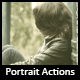 12 Pro Portrait Actions Effects - GraphicRiver Item for Sale