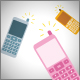Funky Cell Phones - GraphicRiver Item for Sale