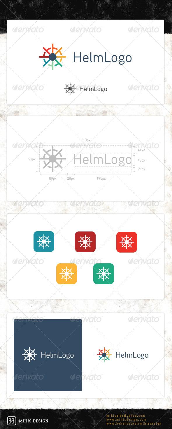 Helm Logo - Logo Templates