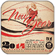2014 New Year Retro - GraphicRiver Item for Sale
