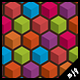 Geometric Cube Seamless Backgrounds - GraphicRiver Item for Sale