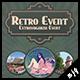 Retro Event Poster - GraphicRiver Item for Sale