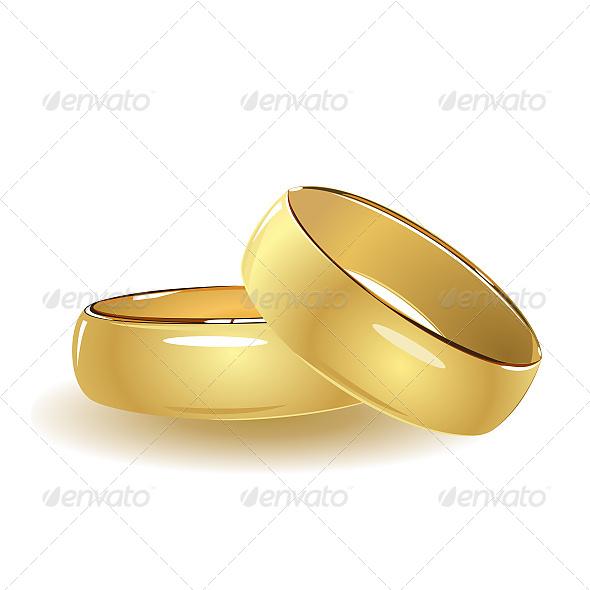 Simple Wedding Rings - Weddings Seasons/Holidays