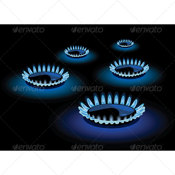 Gas Cooker - Concepts Business