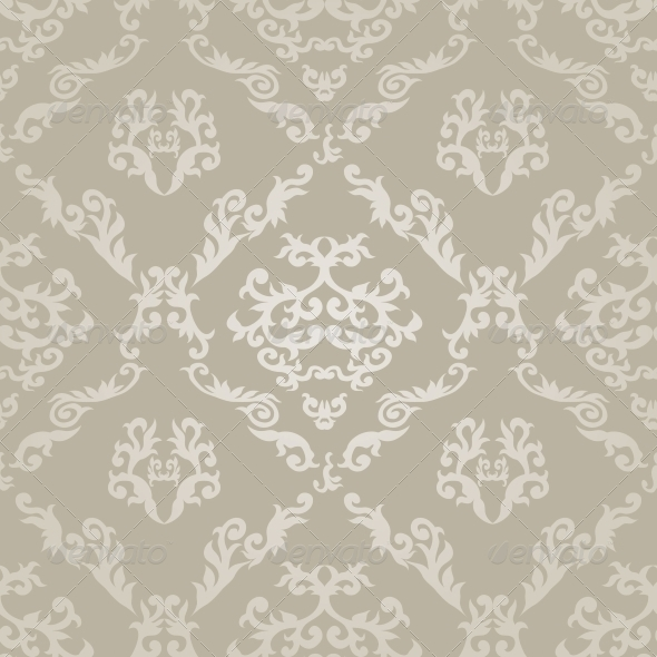 Seamless Geometric Pattern in Islamic Style - Patterns Decorative