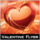 Valentine Sparkles Flyer - GraphicRiver Item for Sale