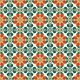 Two Abstract Seamless Patterns - GraphicRiver Item for Sale