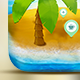 Island Icon - GraphicRiver Item for Sale