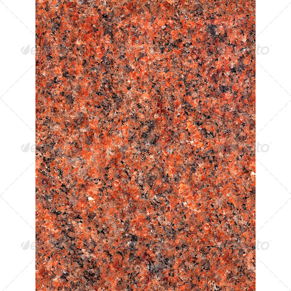 Red granite texture - Stone Textures