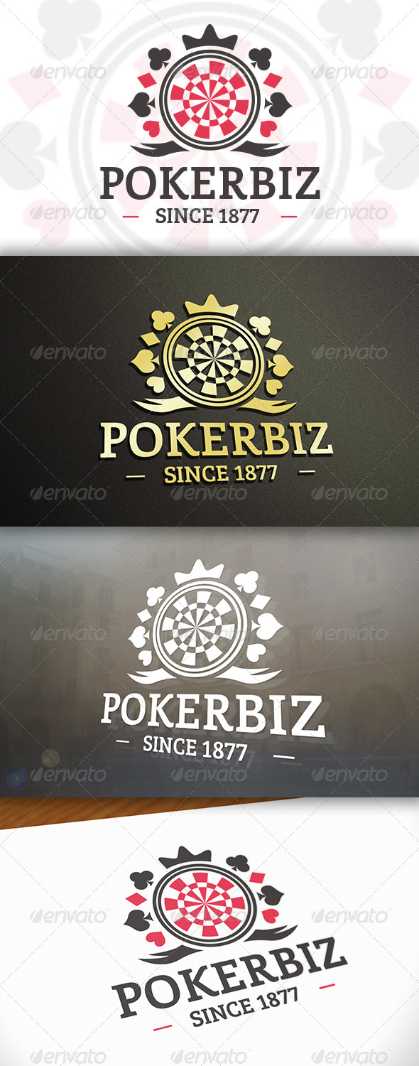 Poker Logo - Crests Logo Templates