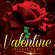 Valentine Private Party Flyer Template - GraphicRiver Item for Sale