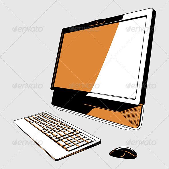 Desktop PC - Computers Technology