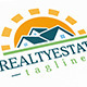 Sun Real Estate Logo - GraphicRiver Item for Sale