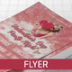 Valentine's Day Party # Flyer - GraphicRiver Item for Sale
