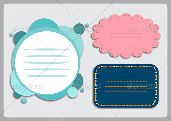 Places for the Singing - Backgrounds Decorative