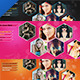 Facebook Cover Photo Template - GraphicRiver Item for Sale