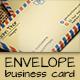 ENVELOPE BUSINESS CARD - GraphicRiver Item for Sale