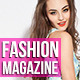 60 Pages Fashion Magazine Issue 2 - GraphicRiver Item for Sale