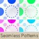 Pastel Bubble Dots Pattern Set - GraphicRiver Item for Sale