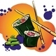 Sushi Illustration - GraphicRiver Item for Sale