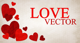 Vector Love collection