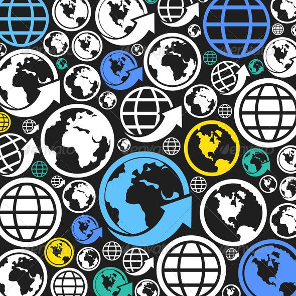World a Background - Miscellaneous Vectors
