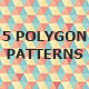 Polygon Patterns - Pack - GraphicRiver Item for Sale