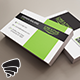 Green Corporate Business Card 01 - GraphicRiver Item for Sale