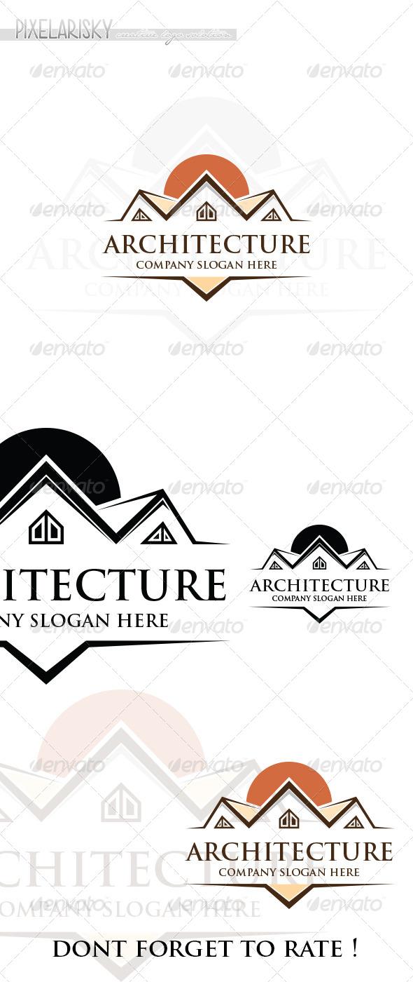 Architecture Group Logo - Buildings Logo Templates