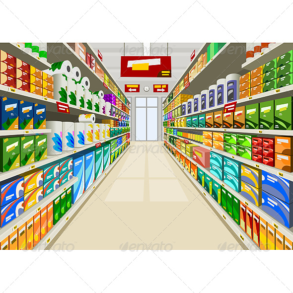 Supermarket - Business Conceptual