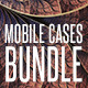 Mobile Cases 3D Mock-Up Bundle - GraphicRiver Item for Sale