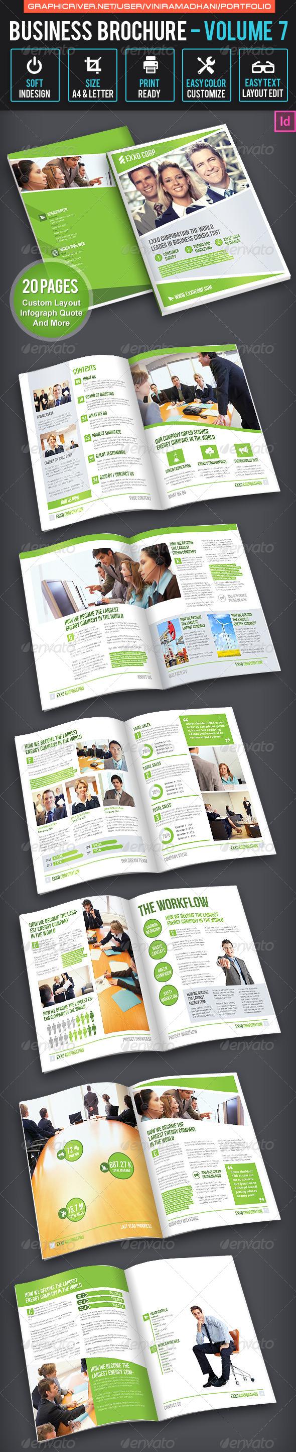 Business Brochure | Volume 7 - Corporate Brochures