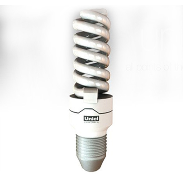 Lightbulb 3D - 3DOcean Item for Sale