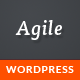 Agile - Multi-Purpose App Showcase WordPress Theme Nulled