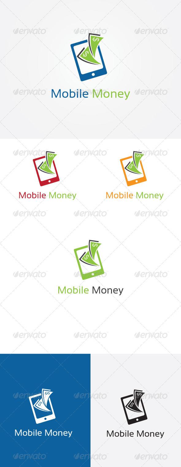 Mobile Money Logo - Nature Logo Templates