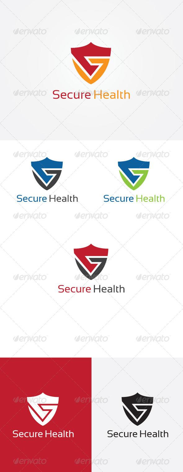 Secure Shield Logo - Symbols Logo Templates