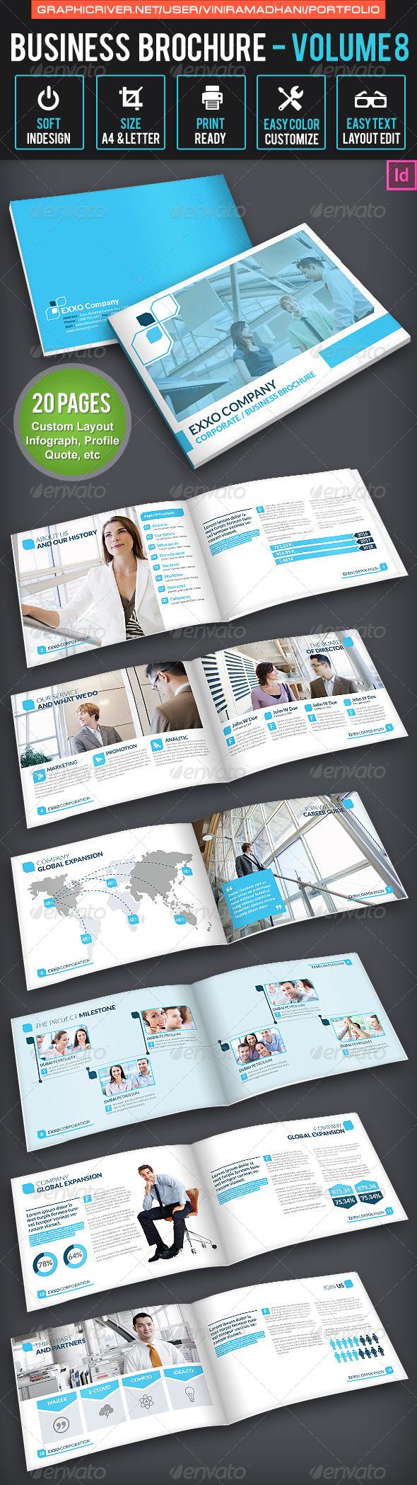 Business Brochure | Volume 8 - Corporate Brochures