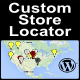 Custom Store Locator - WP Store Finder Plugin