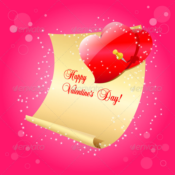 Valentine's Day Letter - Valentines Seasons/Holidays