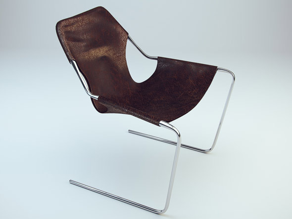 Deosine office chair - 3DOcean Item for Sale