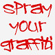 Spray Your Graffiti // Realistic Drawing - VideoHive Item for Sale