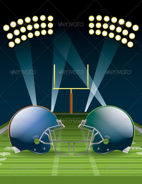 Football Championship - Sports/Activity Conceptual