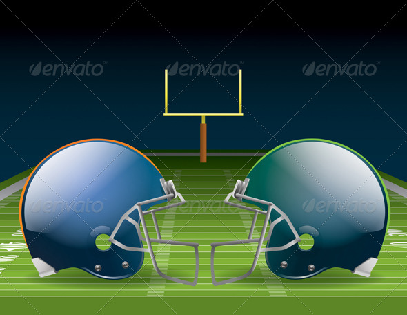 Football Championship - Sports/Activity Conceptual