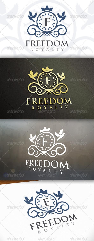 Freedom Logo - Crests Logo Templates