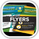 Cameleon Works Flyers - GraphicRiver Item for Sale