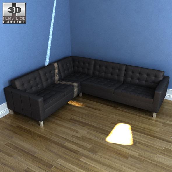 Ikea Karlstad Corner Sofa Model