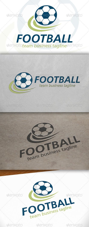 Football Logo - Objects Logo Templates
