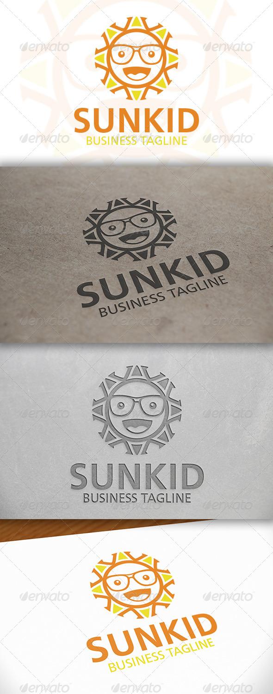 Geek Sun Logo - Nature Logo Templates