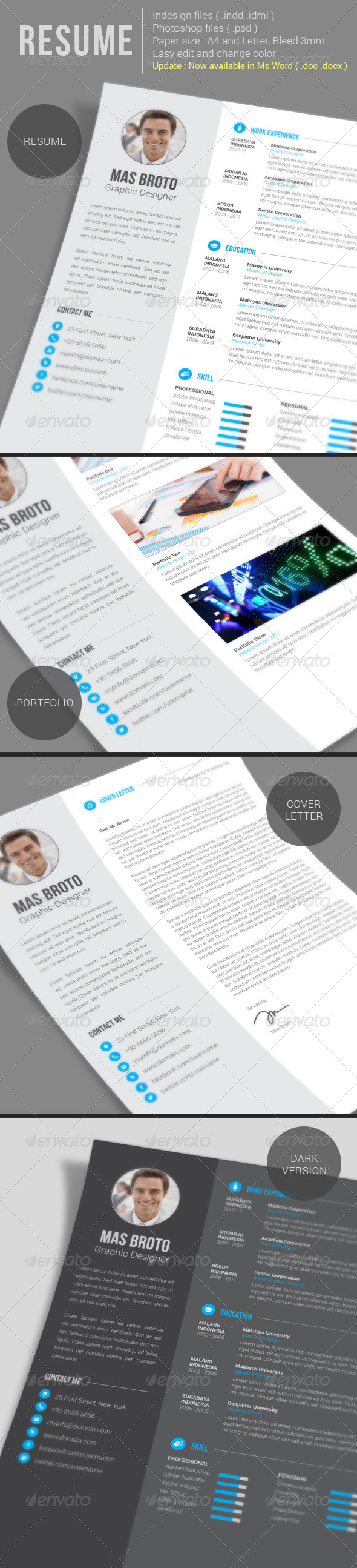Resume (update) - Resumes Stationery