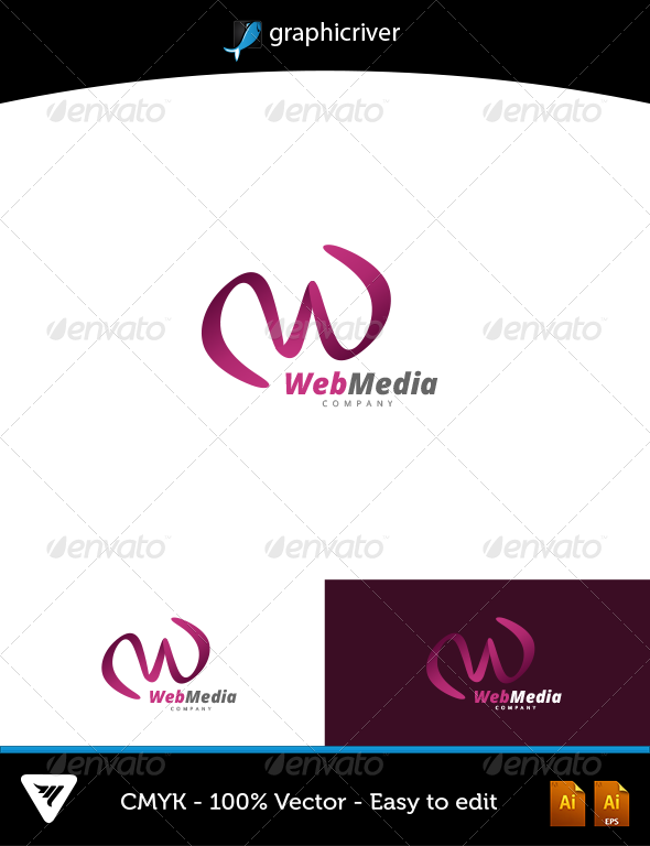 Webmedia Logo - Logo Templates